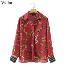 Blouse Butterfly Print Promotion-Shop for Promotional Blouse ...