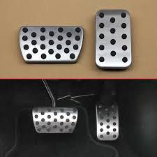 <b>Steel</b> Rubber <b>Non</b> Slip <b>Car</b> Gas Brake Pedal For Jeep Grand ...