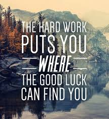 Image result for quotes hard work