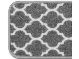 15 SKID-RESISTANT <b>Carpet Stair Treads</b> MOROCCAN TRELLIS ...