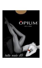<b>Колготки OPIUM Tutto nudo</b> 40 fumo размер 2 темно-серый ...