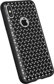 <b>Чехол MATCHNINE</b> iPhone X <b>SKEL</b> Super Black Case черный ...