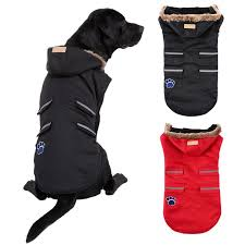 Dog Clothes <b>Winter</b> Warm Reflective Jacket Coat Puppy <b>Autumn</b> ...