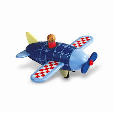 <b>Магнитный конструктор Janod</b> «Самолет» артикул J05205 ...