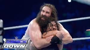 Roman Reigns vs. Luke Harper: SmackDown, Aug. 13, 2015 ...
