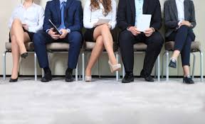 what not to wear to a job interview bt recruitment stressful people waiting for job interview