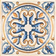 J87743 Tuscany Giotto Dec Mix 20,3x20,3 <b>декор</b> от Ceramiche ...