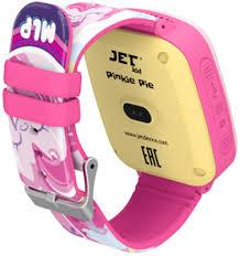 <b>Наручный смарт-браслет JET</b> KID Pinkie Pie купить в интернет ...