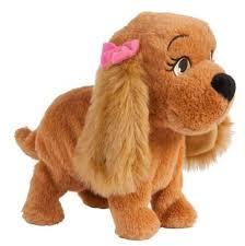 Интерактивная мягкая <b>игрушка IMC Toys</b> Собака Lucy — купить ...