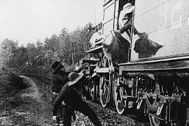 Image result for train robber