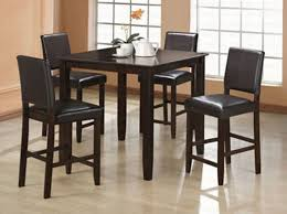 height dining room table wylie counter height dining room set with black chairs counter collection charming high dining