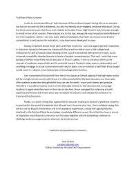 letter of recommendation student recommendation letter  letter