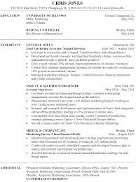 Rock Your Internship Resume      Samples      Templates