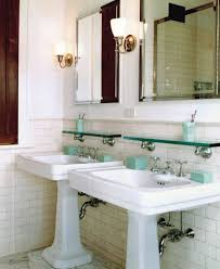subway tiles tile site largest selection: subway tiles topped with round cap molding forge a crisp looking bath