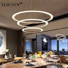 <b>Free shipping modern led</b> pendant lights for dining room living room ...