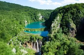 Plitvicei tavak – Horvátország gyöngyszeme