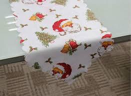 Cheap <b>Christmas</b> Table Runner Table Flag <b>Tablecloths</b> Party ...
