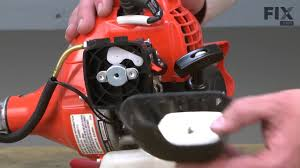 Echo Trimmer Repair – How to replace the <b>Fuel</b> Line <b>Grommet</b> ...