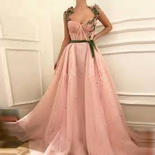 Best Price #4214 - Pink <b>Muslim</b> Evening Dresses 2019 A-line ...