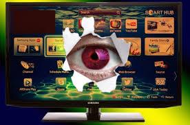 Risultati immagini per SMART TV SPY