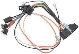 1969 camaro parts electrical and wiring wiring and connectors 1969 camaro manual transmission console gauges wiring harness