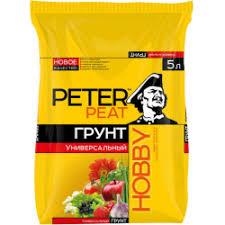 Отзывы о <b>Грунт</b> универсальный <b>Peter Peat</b>
