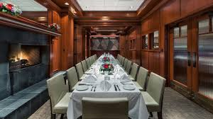 The Breslin Bar And Dining Room Halton Rectangular Dining Table Haltonrectangulardiningtable