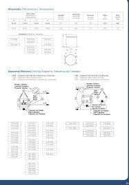 catÁlogo geral de refrigeraÇÃo general refrigeration catalogue diagrams esquemas de cableado csir capacitor de partida e a por indução csir
