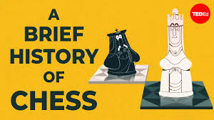 A brief history of <b>chess</b> - Alex Gendler