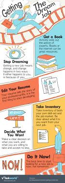 best ideas about job search advice resume tips getting the dream job infographic elearninginfographics com getting
