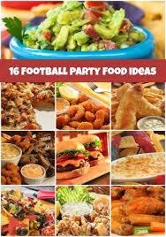 party idea easy food