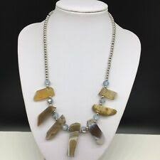 <b>Agate Pendant</b> Beaded Fashion <b>Necklaces</b> & Pendants for sale | eBay