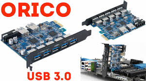 шустрая <b>pci express</b> плата <b>orico</b> usb 3.0 <b>pvu3</b>-5o2u. алиэкспресс