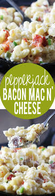 Pepperjack Bacon <b>Mac</b> n' Cheese - <b>Creme De La</b> Crumb | Food ...