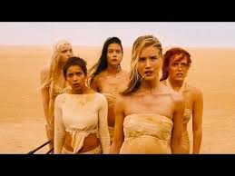 Image result for Mad Max fury girls bathing
