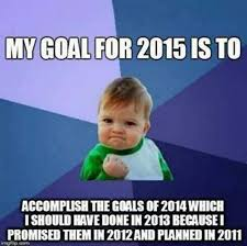New Year's Resolutions 2015: Best Funny Inspirational Memes ... via Relatably.com