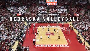 Nebraska volleyball team arrives in Twin Cities for the Final Four ...