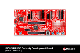 PIC32MM <b>USB</b> Curiosity Development <b>Board</b>