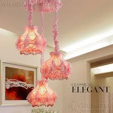 fixtures lovely media room lighting 4. lovely 3 lights girls room fabric pendant kidslampcom fixtures media lighting 4 k
