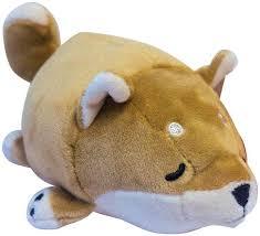 Мягкая <b>игрушка ABtoys</b> Собачка коричневая, 13 см - M2011 ...