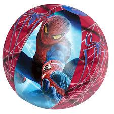<b>Мяч надувной Bestway Spider-Man</b> 98002 - купить в интернет ...