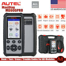 <b>Autel MaxiDiag MD806 Pro</b> OBD2 Auto Diagnostic Scanner Tool All ...