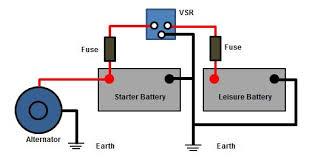 vsr relay wiring diagram vsr wiring diagrams online split charge relay wiring diagram