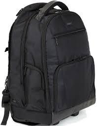 <b>Targus</b> Sport <b>Rolling Laptop Backpack</b> 15-15.6 Black - Krauta.ee