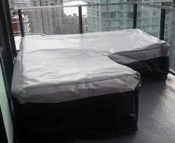 outdoor furniture with waterproof covering black furniture covers