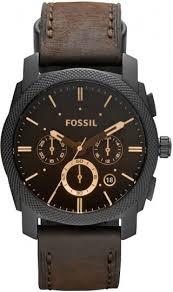 Мужские <b>часы Fossil FS4656</b> (США, кварцевый механизм, корпус ...