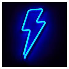 Lighting UK Lightning Heart <b>Cloud Shape</b> LED <b>Neon</b> Sign Wall ...