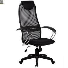 <b>Кресло</b> для персонала <b>Metta BK</b>-<b>8</b> (Черный) купить за 7403 ...
