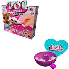 <b>Игра настольная</b> Spin Master <b>LOL</b> водный сюрприз (<b>98234/1</b>-<b>LOL</b> ...