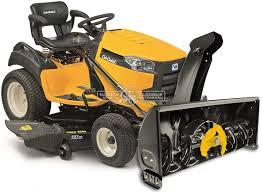 Снегоуборочный <b>трактор Cub Cadet XT3</b> QS137 с 3X роторным ...